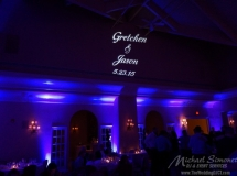 TheWeddingDJCTUplightingMonogram
