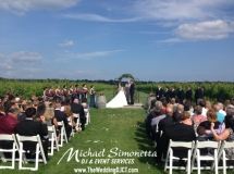 Wedding-DJ-CT-Ceremony-Saltwater Farm vineyard