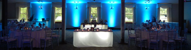 CT DJ Uplighting Services