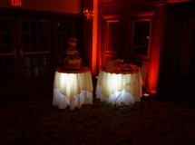 wedding-dj-ct-michael-simonetta-st-clements-castle-table-lighting