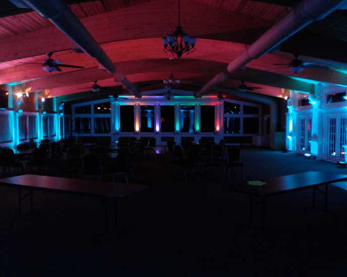 Professional Wedding DJ and Uplighting Services in CT